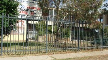 Walgett High School and Primary School.