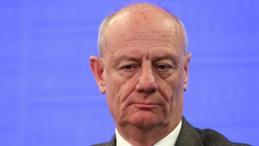 "World Vision chief: Tim Costello says the aid cuts are ""immoral""."