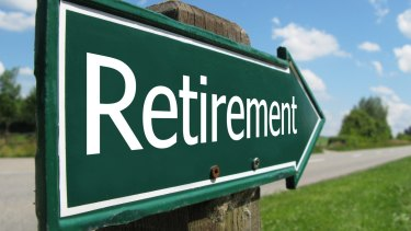 Wealthy retirees will take  a hit under new  superannuation measures.