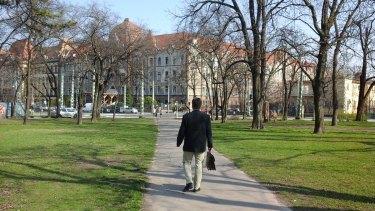 Budapest's prestigious Teleki Blanka School.