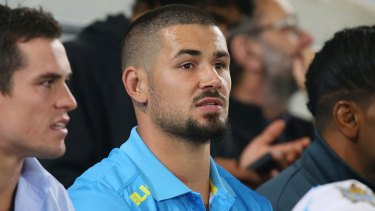 Nathan Peats is alleged to have received $6000 in cash.