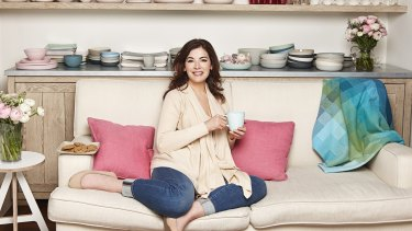 Nigella Lawson says making mistakes is all part of the process of becoming a good cook.