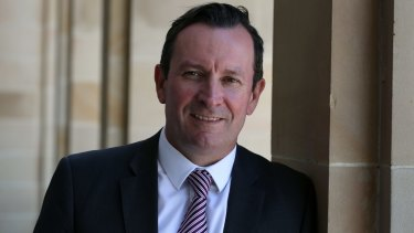 Premier Mark McGowan has urged Lisa Scaffidi 'to do the right thing'.