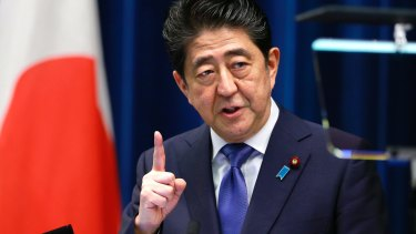 Japanese Prime Minister Shinzo Abe's decision call a snap election is largely seen to take advantage of improved ratings.