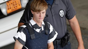 Dylann Roof has been sentenced to nine life sentences by the state of South Carolina, on top of a federal death sentence.