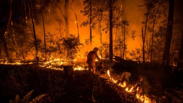 Fire authorities are predicting a bad season for bushfires.