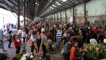 Carriageworks will increase the size of its weekend Farmers Market, add a weekday market and host food events throughout the year under its expansion plans.