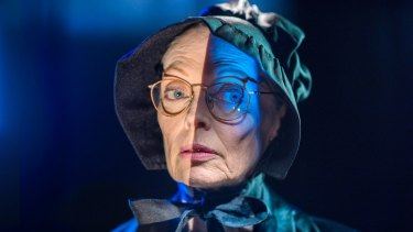 Belinda Giblin plays a senior nun in <i>Doubt: a Parable</i>.
