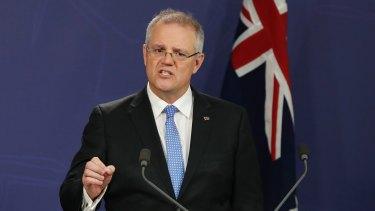 Treasurer Scott Morrison says trade and foreign investment creates jobs for Australians.