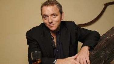 Author Dennis Lehane puts his foot down for a thrilling sprint finish.