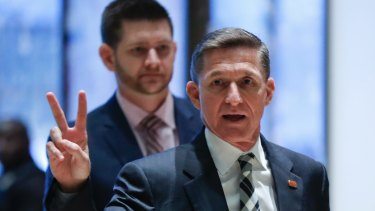 Retired Lt-Gen Michael Flynn was forced to quit as national security adviser over leaked phone conversations regarding the US relationship with Russia.