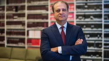 Preet Bharara, the former US attorney for the Southern District of New York, is one of several prominent Americans being investigated by a Turkish prosecutor over his alleged role in the July 2016 coup attempt.