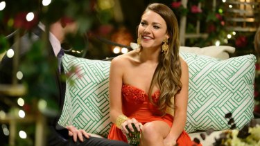 Sam Frost in The Bachelorette
