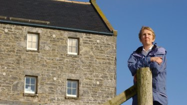 Ann Cleeves began writing about crime when she was working as a probation officer.