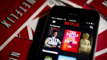 Netflix and its kin are set to upset the pie cart.