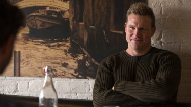 """Nathan Buckley: """"Life's harder because I'm not as ignorant as I was."""""""