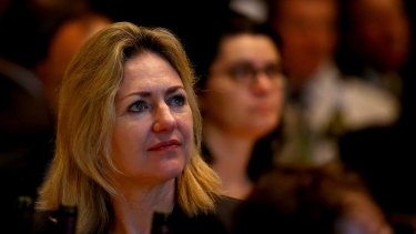 Margaret Cunneen had professional associations and friendships with police top brass due to her role prosecuting serious offenders.