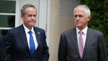 Bill Shorten and Malcolm Turnbull favour a ban on foreign political donations - why did it take a media scandal for them to realise?