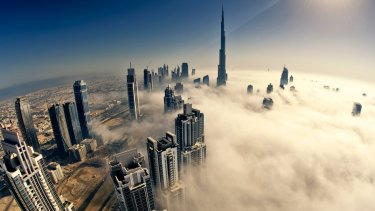Dubai has established a glitzy reputation as a holiday and stopover destination.