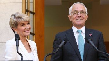 Prime Minister Malcolm Turnbull and Julie Bishop's hopes that Donald Trump would give Australia a hearing on trade agreements fell on deaf ears.