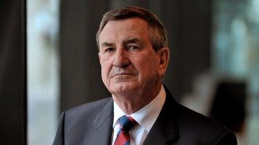 Huawei Australia's chairman, John Lord.