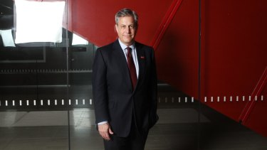 Westpac  CEO Brian Hartzer has outlined his plan for the bank on Monday.