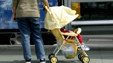 About 40 per cent of parents would be worse off under the paid parental leave changes.