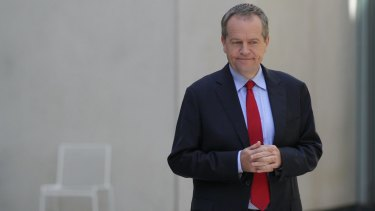 Opposition Leader Bill Shorten (pictured) and treasury spokesman Chris Bowen on Wednesday announced proposed changes to superannuation tax concessions designed to raise about $14 billion in revenue over a decade.