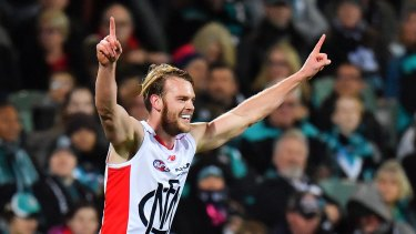 Jack Watts was not picked to face the Bulldogs.