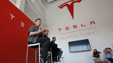 Tesla's Gigafactory could now make the packs at about $240/kWh.
