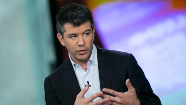 Uber co-founder Travis Kalanick was forced to resign this year and now he's being sued by one of the company's largest shareholders.