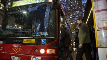 Wi-Fi will become a feature of Sydney buses.