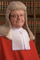 NSW Chief Justice Tom Bathurst.