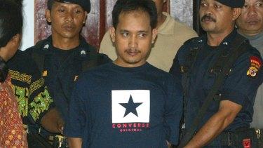 Bali bomber Imam Samudra.
