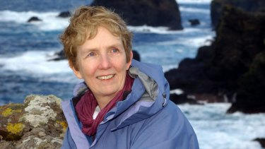 Author Ann Cleeves has been captivated by the Shetlands since her first visit in 1975.