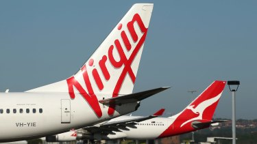 Virgin was hit by weak passenger demand, freak weather events and other factors.