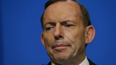 Prime Minister Tony Abbott says about 400,000 Australians use meth each year.