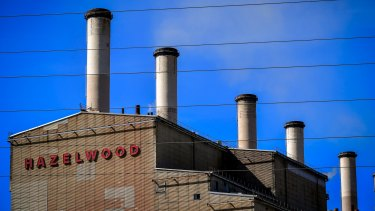 Hazelwood power station is to close early next year.