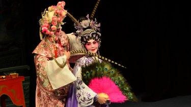 QVB Chinese Opera