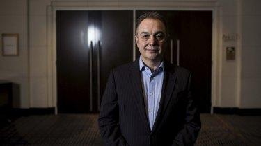 Metcash chief executive Ian Morrice has revamped his executive team.