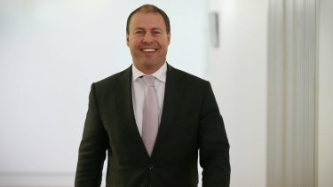 "Environment Minister Josh Frydenberg says his job is ""fascinating but challenging""."