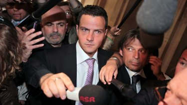Jerome Kerviel was fired after making 50 billion euros worth of unauthorised trades before committing forgery and fraud to cover it up.