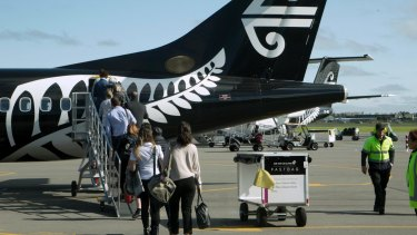 New Zealand's politicians and public employees were told to cancel all non-essential flights to and from Auckland.