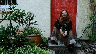 Edwina Joesler at her Bondi home.