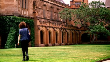 The University of Sydney's medical program is in disarray.