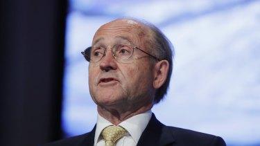 Rio Tinto Chairman Jan du Plessis.