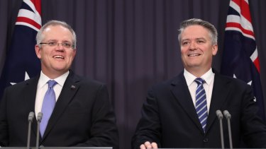 The new mandate was to achieve returns of 4-5 per cent above inflation, from July 1, Treasurer Scott Morrison and Finance Minister Mathias Cormann said.