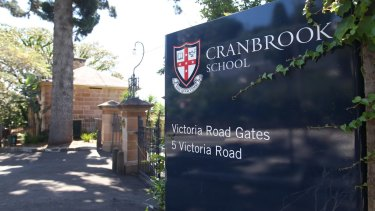 Martin Sharp made clear Cranbrook's well-known desire to expand its grounds was not welcome.