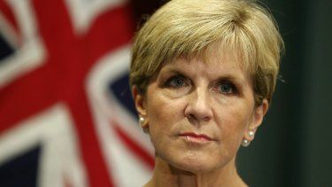 Foreign Affairs Minister Julie Bishop announced this week that Australia would sell uranium to Ukraine.