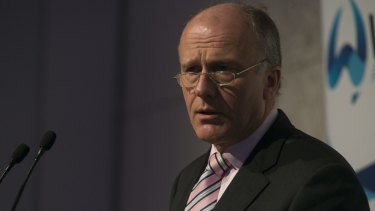 Eric Abetz said the government would use its discretionary powers on a case by case basis.